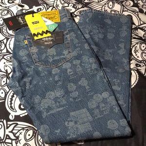 Levi's X Peanuts Jeans